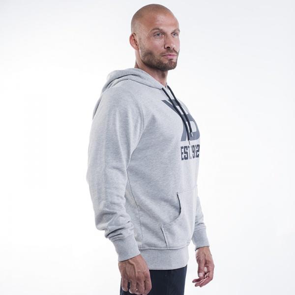 811bc620 Better Bodies Gym Hoodie - Treningsgenser - Greymelange - Extreme ...