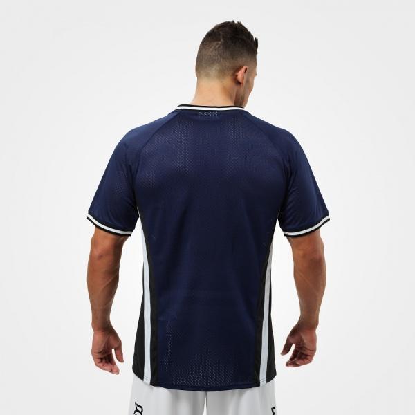 088403ed Better Bodies Harlem Tee - Dark Navy - T-skjorte - Extreme Fitness AS