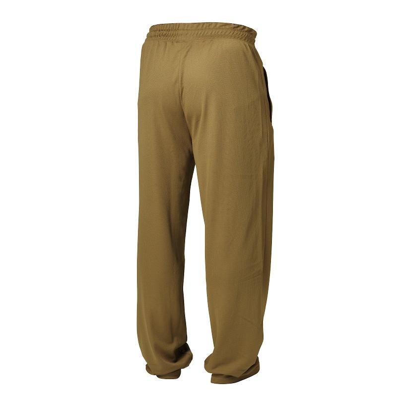 Gasp Essential Mesh Pant Grønn bukse Extreme Fitness AS