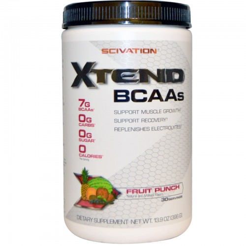 xtend bcaa dosering