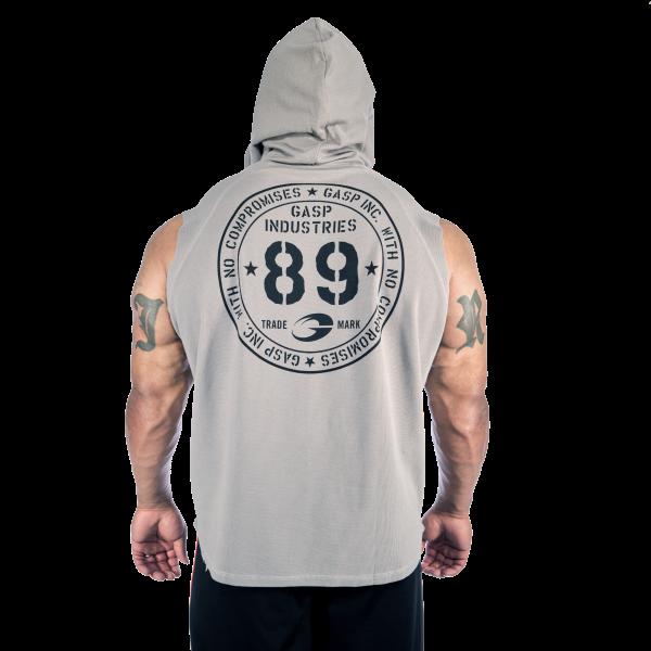 Gasp Thermal SL Hoodie Grå genser Extreme Fitness AS
