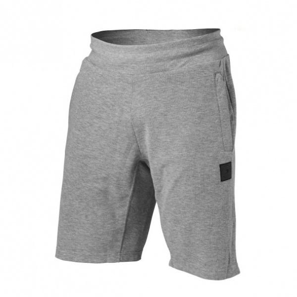Gasp Legacy Gym Shorts Greymelange Extreme Fitness AS